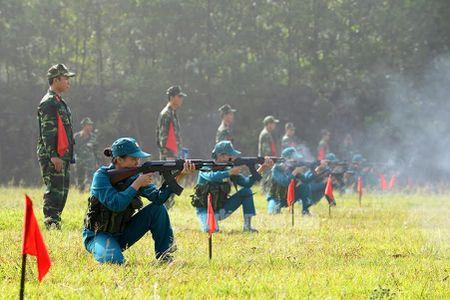 Man nhan bo doi Viet Nam do tai ban AK, PKMS, K54 - Anh 7
