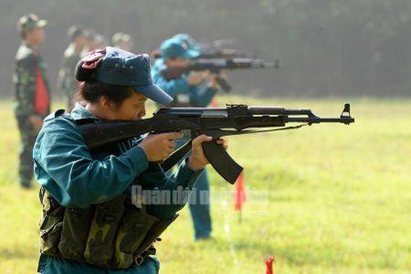 Man nhan bo doi Viet Nam do tai ban AK, PKMS, K54 - Anh 8