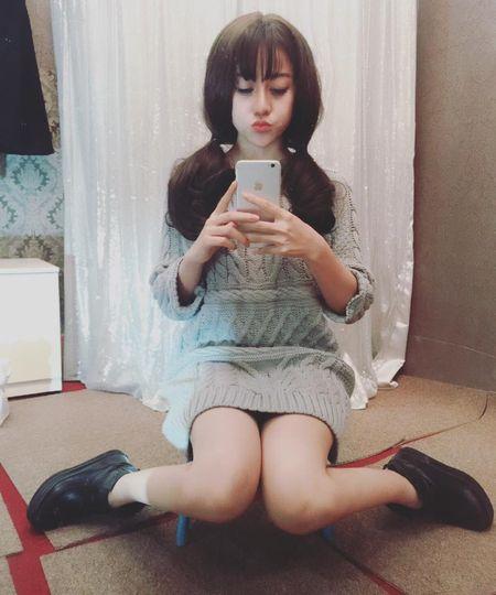 Nhan sac nu sinh Dien luc hat 'Phia sau mot co gai' - Anh 10