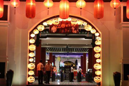 Trai nghiem mot Halloween cuc 'chat' tai Asia Park - Anh 1