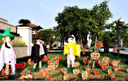 Trai nghiem mot Halloween cuc 'chat' tai Asia Park - Anh 7