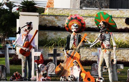 Trai nghiem mot Halloween cuc 'chat' tai Asia Park - Anh 8