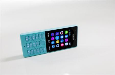 Nokia 216: dien thoai nghe goi cung luot duoc web - Anh 4