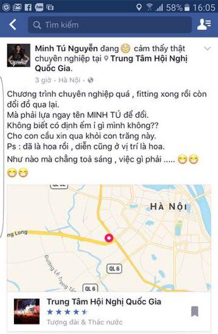 Bi nguoi mau Minh Tu to chen ep, tranh gianh vi tri, Lan Khue len tieng - Anh 1