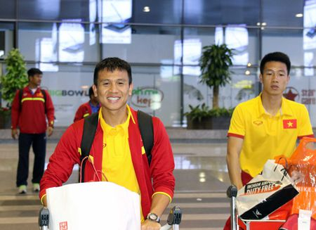 Tuyen Viet Nam ve nuoc, chuan bi dau Indonesia - Anh 3