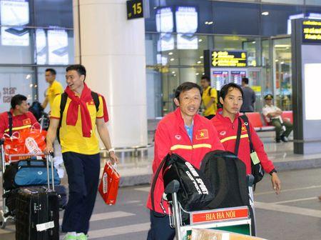 Tuyen Viet Nam ve nuoc, chuan bi dau Indonesia - Anh 4