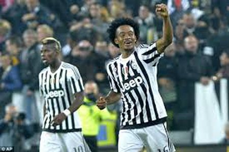 Juventus 2-1 Napoli (Vong 11 - Serie A) - Anh 1
