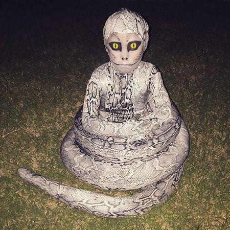 Y tuong hoa trang an tuong mua Halloween - Anh 8