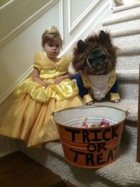 Y tuong hoa trang an tuong mua Halloween - Anh 9