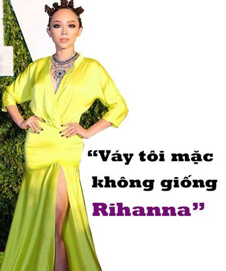 Minh Trieu, Mai Ngo, Toc Tien: Ai la ban sao hoan hao cua Rihanna? - Anh 4