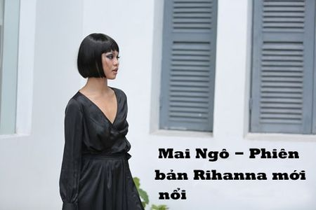 Minh Trieu, Mai Ngo, Toc Tien: Ai la ban sao hoan hao cua Rihanna? - Anh 8