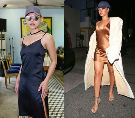 Minh Trieu, Mai Ngo, Toc Tien: Ai la ban sao hoan hao cua Rihanna? - Anh 9
