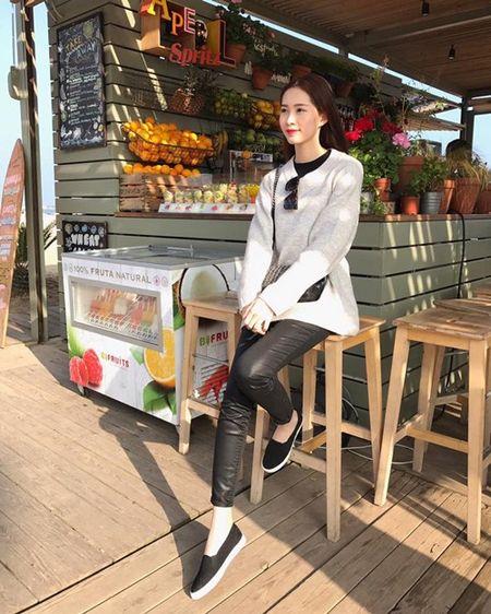 Hoa hau Thu Thao hanh phuc di du lich chau Au voi ban trai dai gia - Anh 4