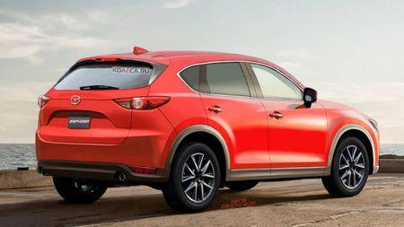 Day la hinh anh chinh xac cua Mazda CX-5 the he moi sap ra mat? - Anh 1
