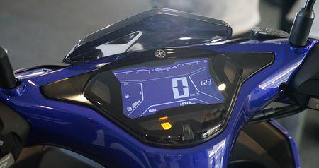 Chi tiet xe tay ga the thao Yamaha NVX, thang 12 ve Viet Nam - Anh 2