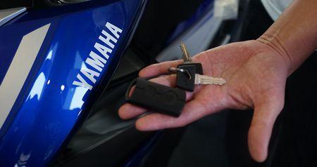 Chi tiet xe tay ga the thao Yamaha NVX, thang 12 ve Viet Nam - Anh 4
