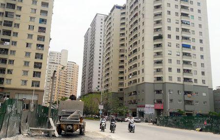 Lo dien 38 du an khong dam bao PCCC tai Ha Noi - Anh 2