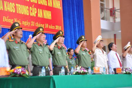 Truong Cao dang An ninh Nhan dan II khai giang nam hoc moi - Anh 3
