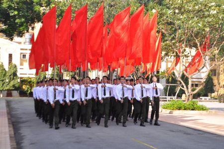 Truong Cao dang An ninh Nhan dan II khai giang nam hoc moi - Anh 6