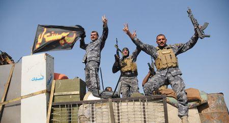Quan doi Iraq co the tien vao Mosul sau vai tieng toi day - Anh 1