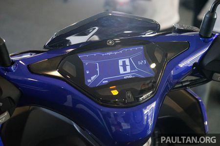 Yamaha NVX 2017 ra mat thi truong ASEAN, ve Viet Nam vao thang 12 - Anh 6