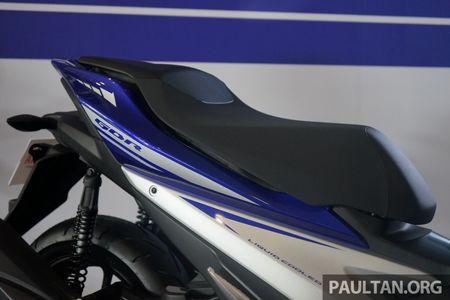 Yamaha NVX 2017 ra mat thi truong ASEAN, ve Viet Nam vao thang 12 - Anh 9