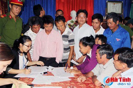 Thach Ha chi tra tien boi thuong thiet hai su co moi truong bien - Anh 3