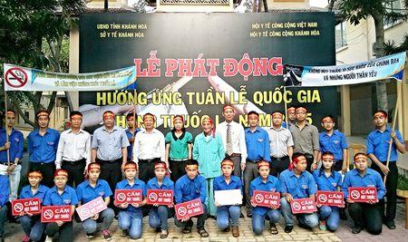 Chung ta hoan toan co the tin tuong ve mot Viet Nam khong khoi thuoc trong tuong lai. - Anh 1