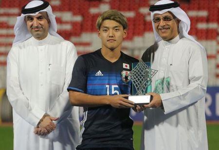 Vuot qua loi nguyen, Nhat Ban vo dich U19 chau A sau 57 nam - Anh 4