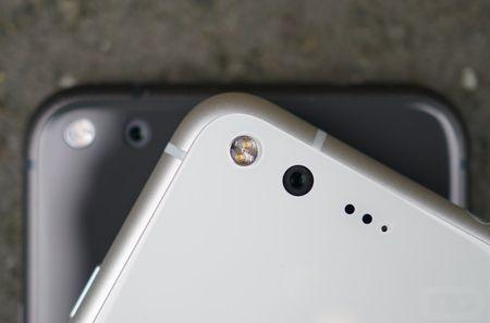 Google xac nhan loi flare tren camera cua flagship Pixel - Anh 1