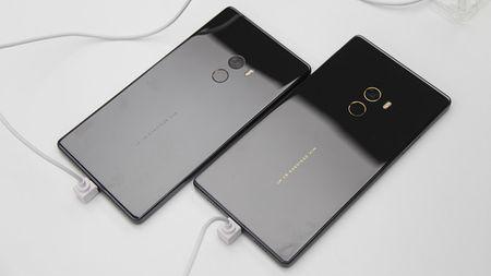 Cham vuot Xiaomi Mi MIX - smartphone khong vien cuc sexy - Anh 14
