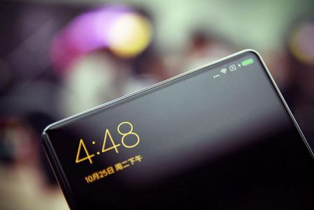 Cham vuot Xiaomi Mi MIX - smartphone khong vien cuc sexy - Anh 2