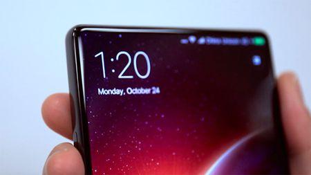 Cham vuot Xiaomi Mi MIX - smartphone khong vien cuc sexy - Anh 5