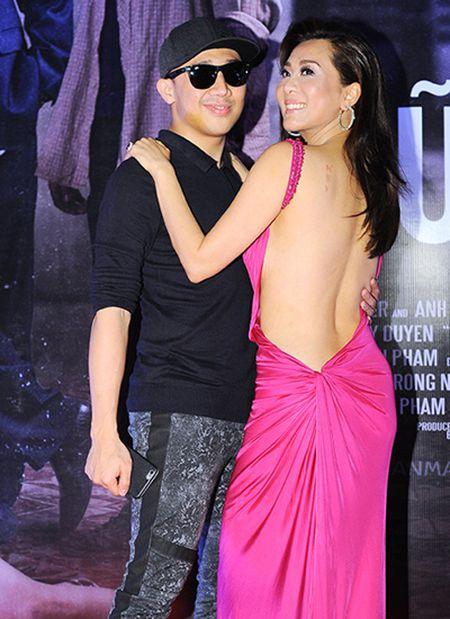 Trang phuc ton duong cong cua MC Ky Duyen o tuoi 50 - Anh 5