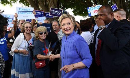 Mot tuan te hai cua Hillary Clinton - Anh 1