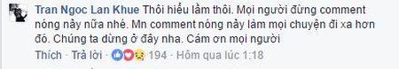 Tu su vu Lan Khue - Minh Tu: lieu nguoi mau Viet co dang hoat dong chi vi vi tri vedette? - Anh 5