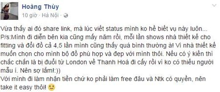 Tu su vu Lan Khue - Minh Tu: lieu nguoi mau Viet co dang hoat dong chi vi vi tri vedette? - Anh 8
