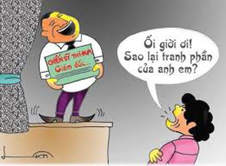 Khen thuong cuoi nam: Can bo tre can tiep tuc phan dau! - Anh 1