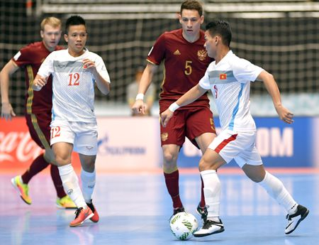 Giai vo dich Futsal Dong Nam A 2017 se dien ra tai Viet Nam - Anh 1