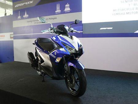 Yamaha NVX thay the Nouvo se ve Viet Nam vao thang 12 - Anh 1