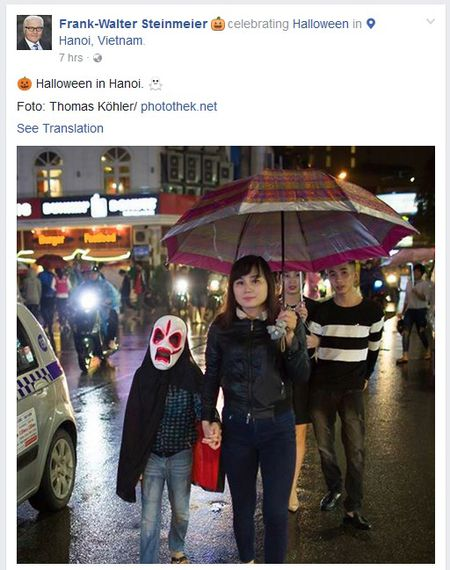 Ngoai truong Duc chung vui 'Halloween ngo nghinh' cung voi cu dan mang Viet Nam - Anh 2