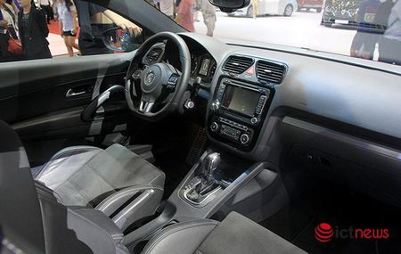 Volkswagen Scirocco R tro lai thi truong Viet sau mot thoi gian vang bong - Anh 11