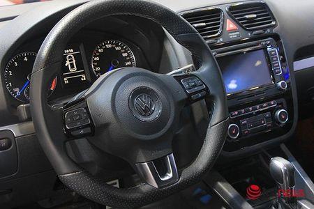 Volkswagen Scirocco R tro lai thi truong Viet sau mot thoi gian vang bong - Anh 13