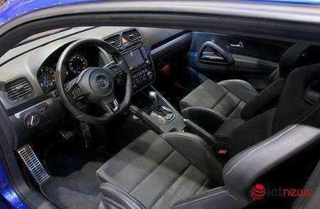 Volkswagen Scirocco R tro lai thi truong Viet sau mot thoi gian vang bong - Anh 2