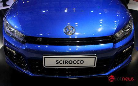 Volkswagen Scirocco R tro lai thi truong Viet sau mot thoi gian vang bong - Anh 7