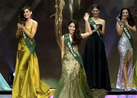 Vi sao Nam Em truot top 4 Hoa hau Trai dat? - Anh 1
