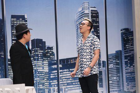 Thanh Duy om Truong Giang bat khoc nhu mua trong game show - Anh 6