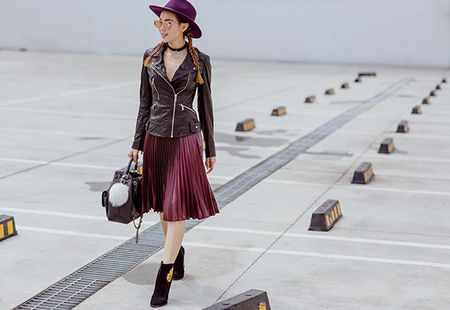 Street style cua sao Viet tuan qua - Anh 1