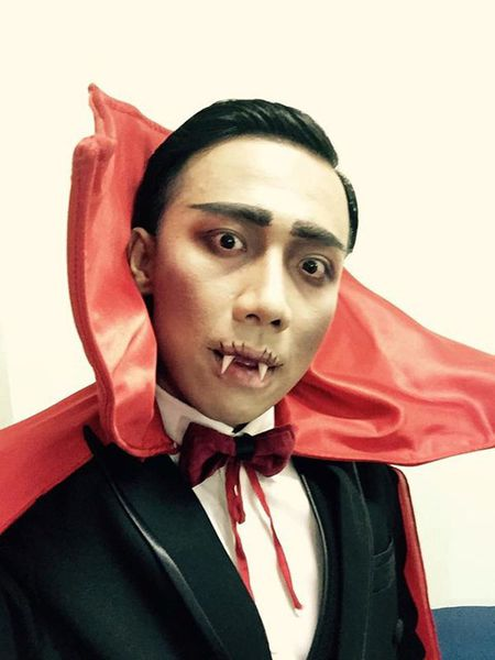 Tu y nghia Halloween den sao Viet 'bien' thanh ma quy rung ron - Anh 10