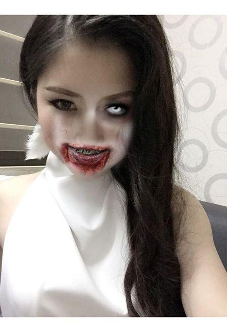 Tu y nghia Halloween den sao Viet 'bien' thanh ma quy rung ron - Anh 1